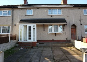 Thumbnail 3 bedroom terraced house to rent in Ivy Road, Dudley