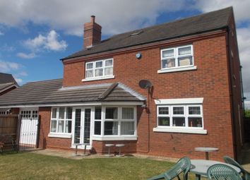 Thumbnail 5 bedroom detached house to rent in Wyndham Wood Close, Fradley, Lichfield