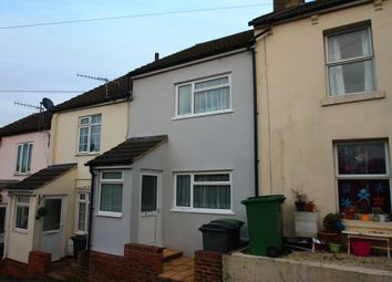 Thumbnail 2 bed terraced house to rent in Sandown Road, Hastings