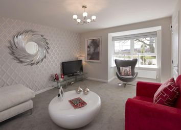 "Thumbnail 4 bed detached house for sale in ""Kennington"" at Radbrook Road, Shrewsbury"