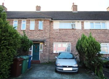 Thumbnail 3 bed terraced house for sale in Coles Crescent, South Harrow, Harrow