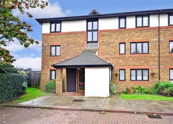 Thumbnail 2 bed flat for sale in Morgan Drive, Greenhithe, Kent