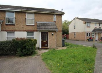 Thumbnail 1 bedroom flat to rent in Courtlands, Bradley Stoke, Bristol