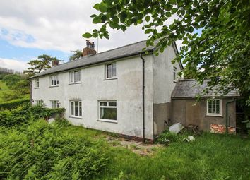 Thumbnail 3 bed semi-detached house for sale in Llanafanfawr, Builth Wells