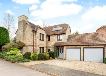 Thumbnail 4 bed detached house for sale in Copyhold, Great Bedwyn, Marlborough, Wiltshire