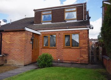 Thumbnail 4 bedroom semi-detached house for sale in Dove Bank Road, Little Lever, Bolton