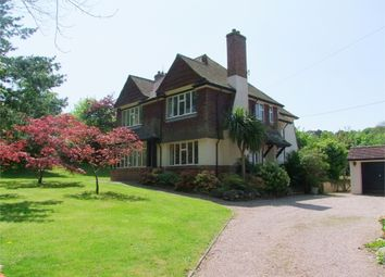 Thumbnail 4 bedroom detached house for sale in Lansdowne Road, Budleigh Salterton