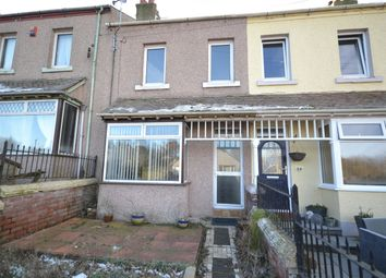 Thumbnail 2 bed terraced house for sale in Scurgill Terrace, Egremont, Cumbria