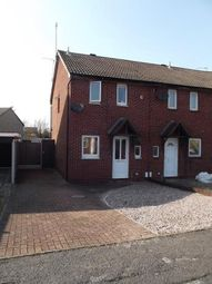 Thumbnail 2 bed end terrace house to rent in Sweetbriar Close, Alvaston