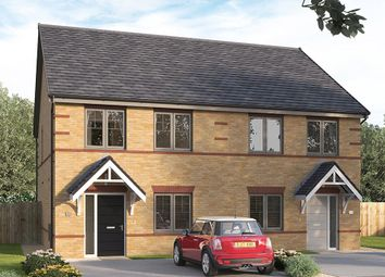 """3 bed semi-detached house for sale in """"The Lorton"""" at Blackmoorfoot Road, Huddersfield HD4"""