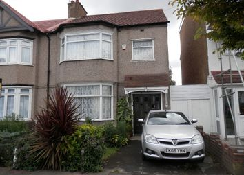 Thumbnail 3 bed end terrace house for sale in Ashurst Drive, Gants Hill