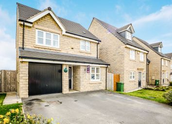 Thumbnail 3 bedroom detached house for sale in Tennyson Avenue, Huddersfield