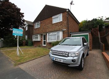 Thumbnail 3 bed detached house for sale in Reedswood Road, St Leonards-On-Sea, East Sussex