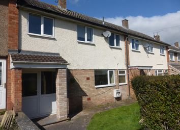 Thumbnail 3 bed terraced house to rent in Coleridge Crescent, Whitecross, Hereford