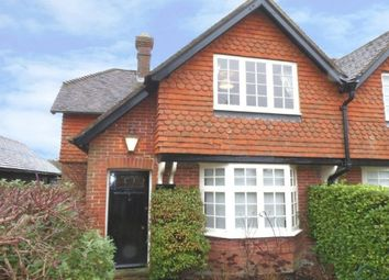 Thumbnail 2 bed cottage to rent in Wadhurst Road, Crowborough