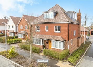 5 bed detached house for sale in Wheeler Avenue, Wokingham, Berkshire RG40