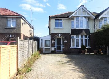 3 bed semi-detached house for sale in Cricklade Road, Swindon, Wiltshire SN2