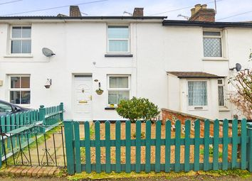 Thumbnail 2 bed terraced house for sale in Whitfeld Road, Ashford