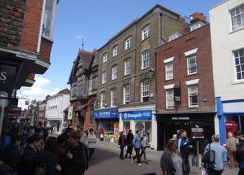 Thumbnail 2 bedroom flat for sale in High Street, Canterbury, Kent