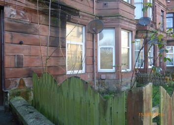 Thumbnail 1 bed flat to rent in Langshot Street, Govan, Glasgow