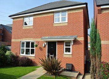 Thumbnail 4 bedroom detached house for sale in Sandiacre Avenue, Stoke-On-Trent
