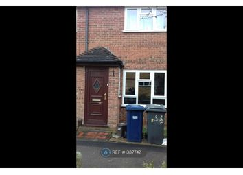 Thumbnail 2 bed terraced house to rent in Springwood Crescent, Edgware