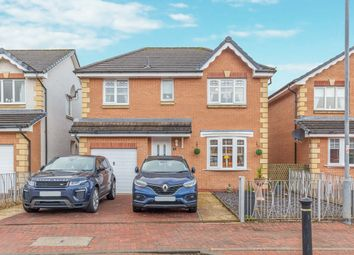 Thumbnail 4 bed detached house for sale in Kenmore Way, Coatbridge