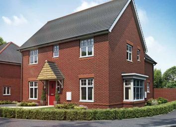 Thumbnail 4 bed detached house for sale in Lady Lane, Swindon, Wiltshire