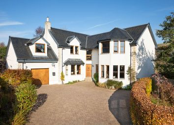 Thumbnail 5 bed detached house for sale in Woodilee, Broughton