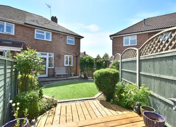 Thumbnail 3 bed semi-detached house for sale in The Ringway, Queniborough, Leicester