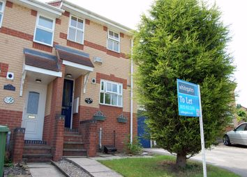 Thumbnail 2 bed end terrace house to rent in Brockhall Rise, Heanor, Derbyshire