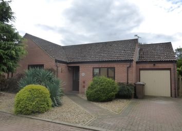 Thumbnail 3 bed bungalow to rent in Hawthorn Walk, Beck Row, Bury St. Edmunds