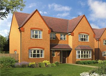 Thumbnail 5 bed detached house for sale in Plot 46, The Breedon, Pennycress Fields, Banady Lane, Stoke Orchard, Cheltenham, Glos