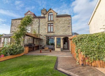 Thumbnail 3 bed town house for sale in Creg Mount, Main Road, Colby