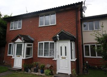 Thumbnail 2 bed terraced house to rent in Nightingale Close, Farnborough