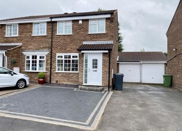 Thumbnail 2 bed semi-detached house for sale in Tackford Close, Castle Bromwich, Birmingham