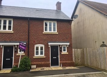 Thumbnail 2 bed semi-detached house to rent in Bourke Road, Shepton Mallet