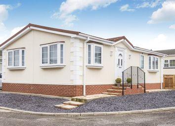 Thumbnail 2 bed mobile/park home for sale in Greenacres Park, Spilsby Road, Horncastle, Lincs