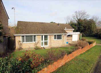 Thumbnail Detached bungalow for sale in Chestnut Rise, Bushey WD23.
