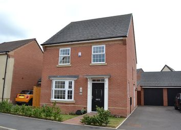 Thumbnail 4 bed detached house for sale in Amelia Crescent, Binley, Coventry, West Midlands