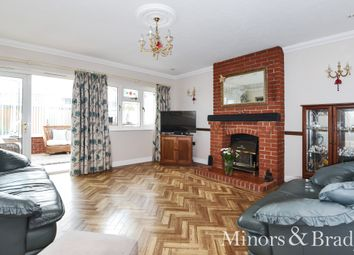 Thumbnail 4 bed semi-detached house for sale in Seabird Close, Caister-On-Sea, Great Yarmouth
