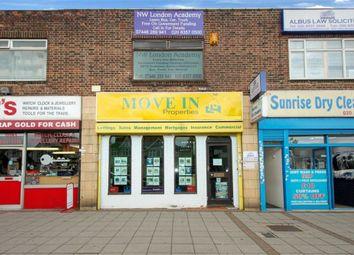Thumbnail Commercial property for sale in Kenton Park Parade, Kenton Road, Queensbury, Harrow