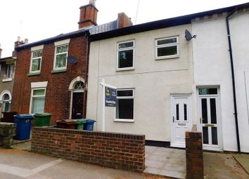 Thumbnail 3 bedroom terraced house for sale in Lichfield Road, Stafford