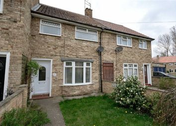 Thumbnail 3 bed terraced house to rent in Gosport Walk, Hull
