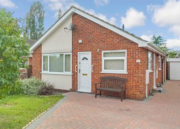 Thumbnail 3 bed bungalow for sale in Pine Close, Brant Road, Waddington, Lincoln