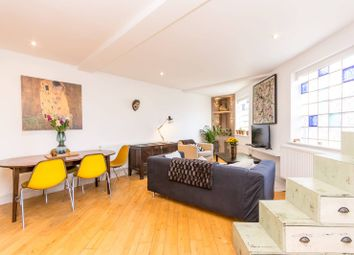 Thumbnail 2 bed flat to rent in Greyhound Road, Kensal Green