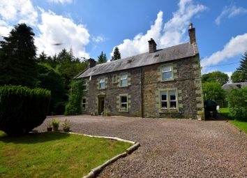 Thumbnail 6 bed farmhouse for sale in Roberton, Hawick