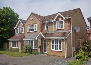Thumbnail 5 bedroom detached house for sale in Swinley Drive, Peatmoor, Swindon