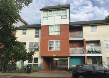 Thumbnail 1 bed flat to rent in Downham Boulevard, Ipswich