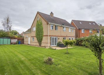 Thumbnail 5 bedroom detached house for sale in Squirrells Mill Road, Bildeston